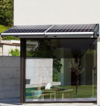Brise-soleil Umbra Solar IRFTS